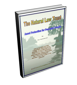The Natural Law Trust eBook Cover